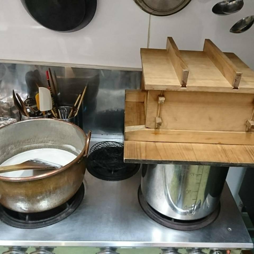 有機な「玄米餅」作り。_a0125419_05434244.jpg