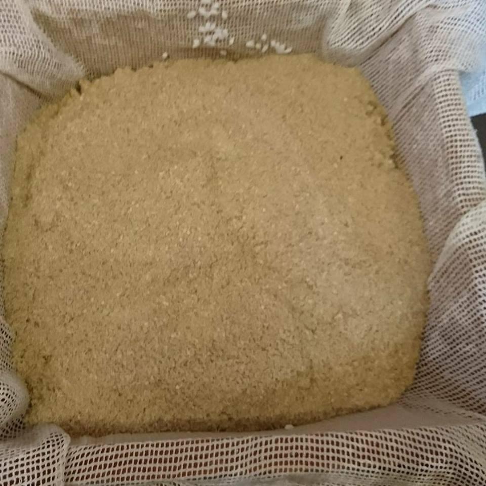 有機な「玄米餅」作り。_a0125419_06022536.jpg
