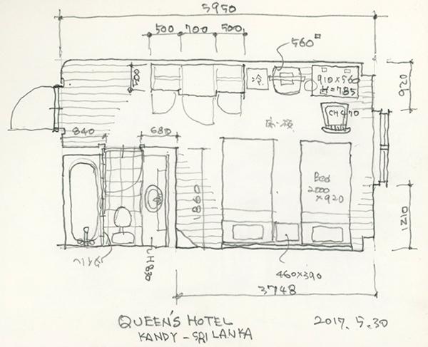 スリランカ旅行ホテル2_b0038919_10555447.jpg
