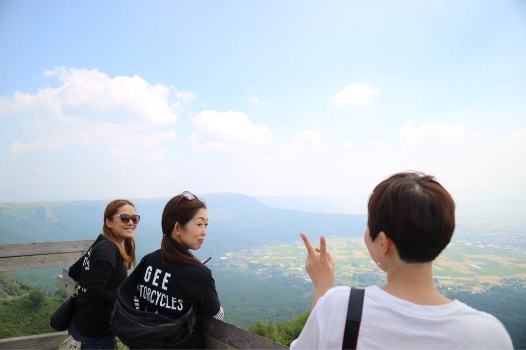 女子ツー❤️阿蘇の旅〜その1_a0110720_23225702.jpg