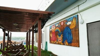 9月14日 台風後のよしまる荘。_b0158746_14283061.jpg