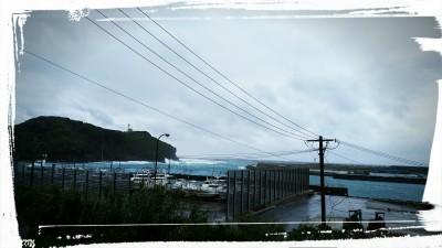 9月14日 台風後のよしまる荘。_b0158746_14284529.jpg