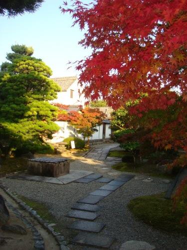 秋の新庭公開・呈茶席_f0101949_10570330.jpg
