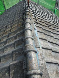 練馬区の北町で、屋根取り替え工事_c0223192_22230685.jpg