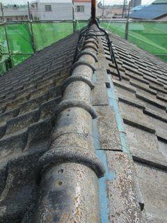 練馬区の北町で、屋根取り替え工事_c0223192_22231651.jpg