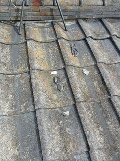 練馬区の北町で、屋根取り替え工事_c0223192_22232048.jpg