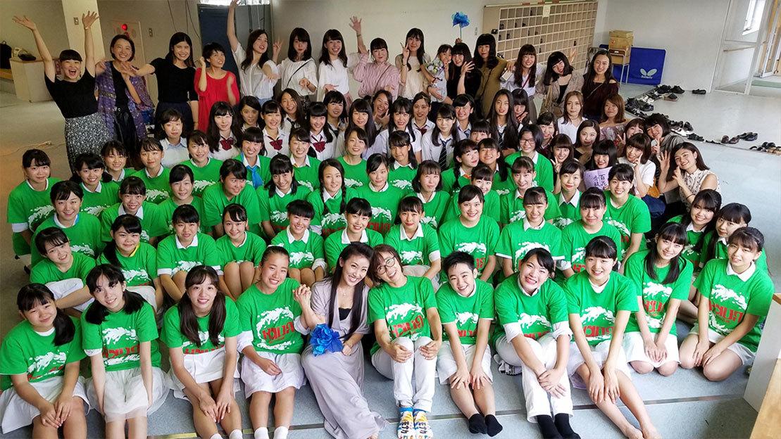 教育現場の生徒chan達…今期初お披露目でした!_d0224894_02055056.jpg