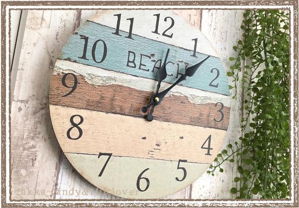 お洒落な時計のご紹介_f0162000_11505413.jpg