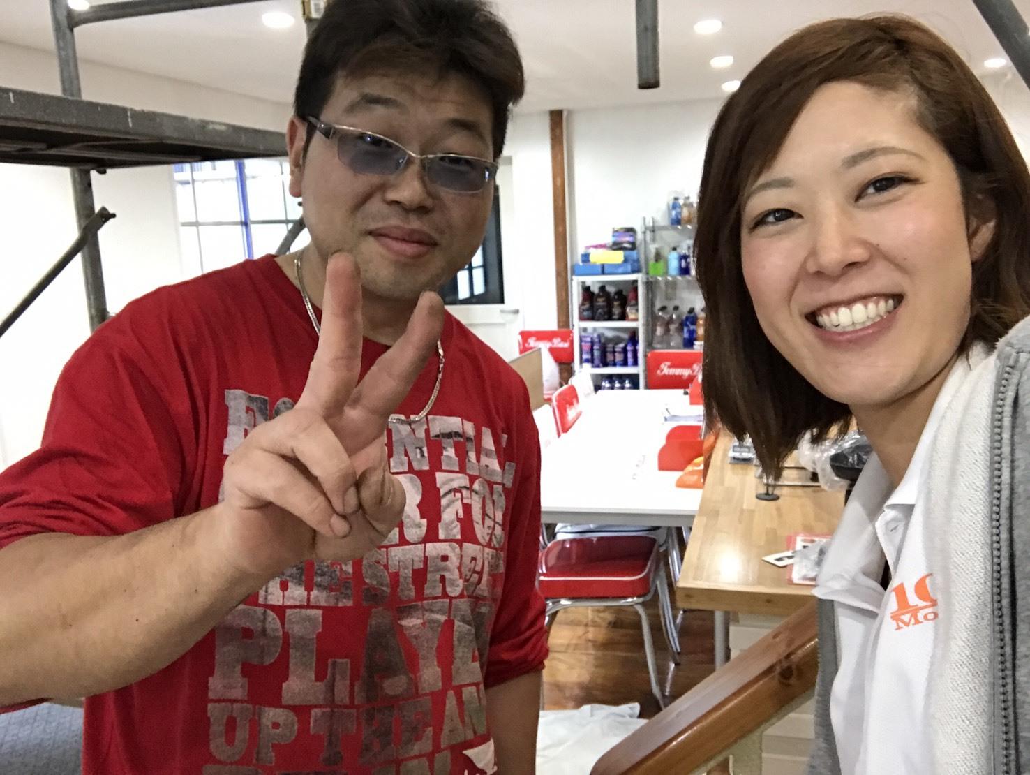 9月14日(木)TOMMY BASE ともみブログ☆カマロ ハマー ランクル_b0127002_10253559.jpg