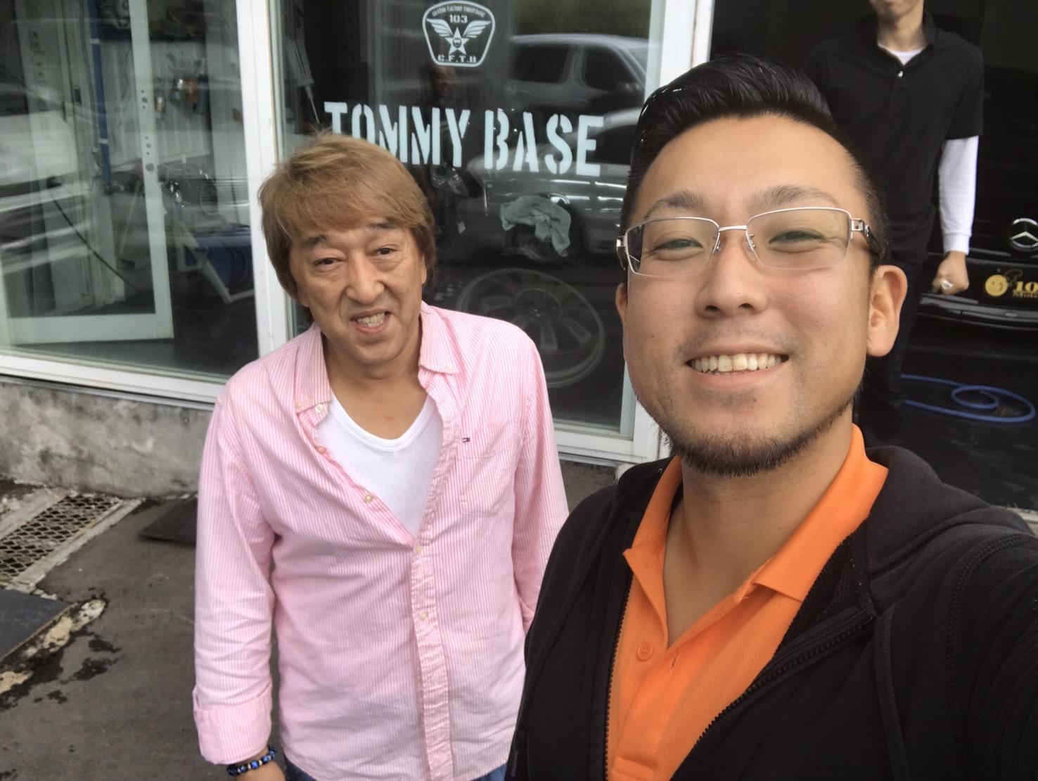 9月14日(木)TOMMY BASE ともみブログ☆カマロ ハマー ランクル_b0127002_10481588.jpg