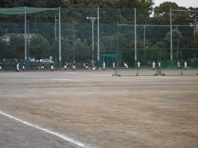 避難所としてお世話になる吉原高校野球部が創部15年目で秋季県大会初出場_f0141310_07402917.jpg