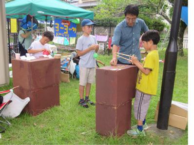 夏祭り☆2017!  小学生クラス(上高野)_f0211514_22145699.jpg