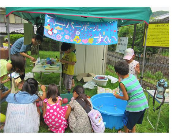 夏祭り☆2017!  小学生クラス(上高野)_f0211514_22154423.jpg