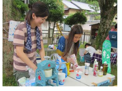 夏祭り☆2017!  小学生クラス(上高野)_f0211514_22171987.jpg
