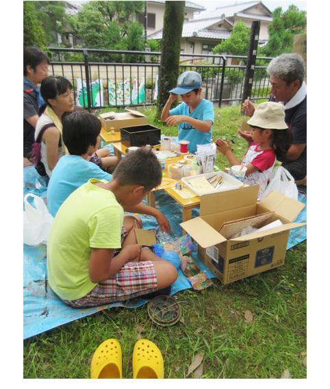 夏祭り☆2017!  小学生クラス(上高野)_f0211514_22173749.jpg