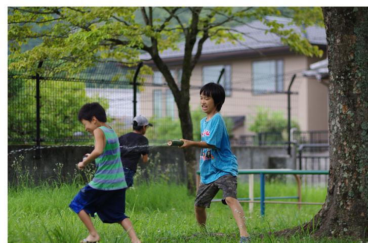 夏祭り☆2017!  小学生クラス(上高野)_f0211514_22314604.jpg