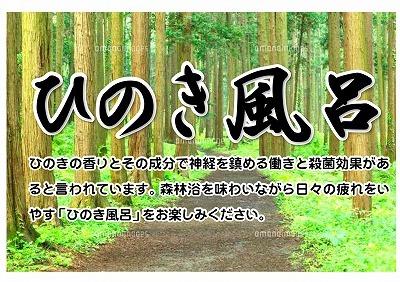 本日16日からの日替わり風呂は「ひのき風呂」_c0141652_09493668.jpg