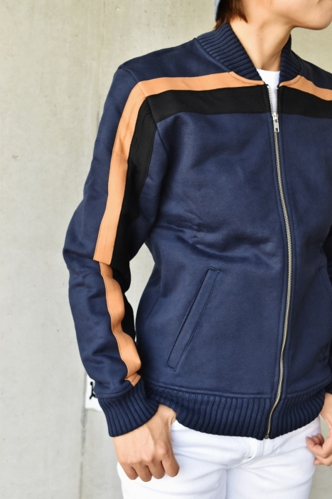 FRED PERRY × RAF SIMONS  LINE TRACK JACKET!★!_d0152280_14112213.jpg