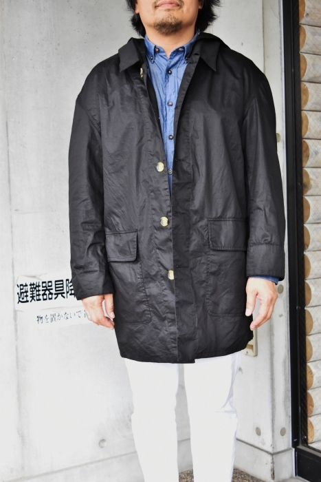 FRED PERRY × RAF SIMONS  LINE TRACK JACKET!★!_d0152280_14405789.jpg