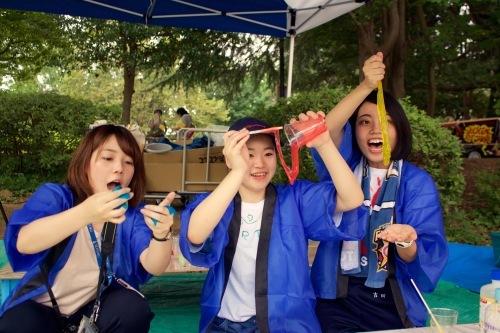 ラストサマーフェス&盆踊りで「スライム遊び」_e0201681_13492955.jpg