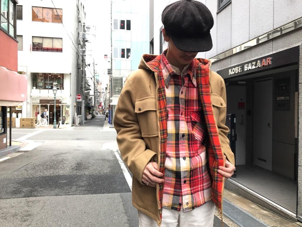 神戸店9/16(土)SSAスーペリア入荷! #6 Mix Outer Item!!! _c0078587_17381044.jpg