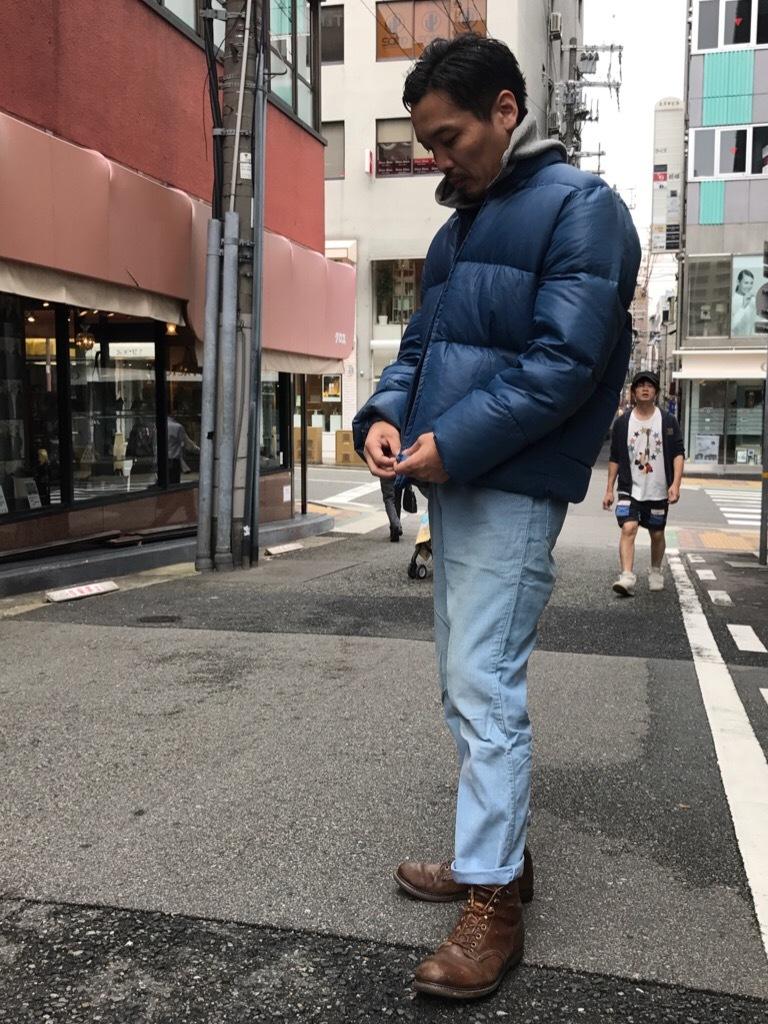 神戸店9/16(土)SSAスーペリア入荷! #6 Mix Outer Item!!! _c0078587_17425532.jpg