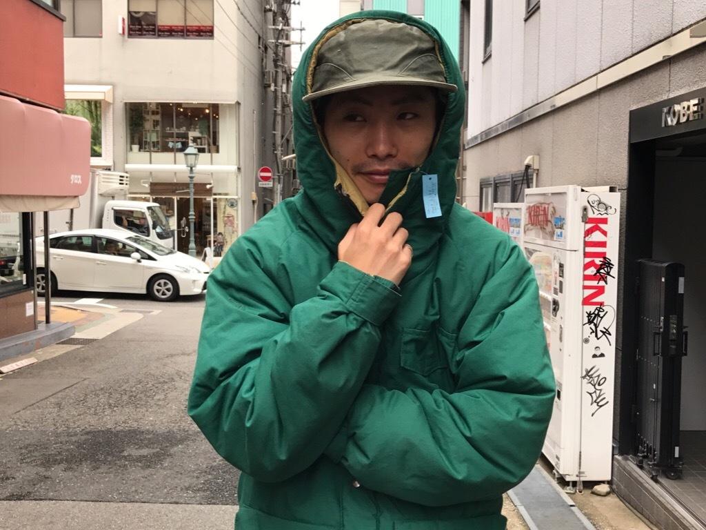 神戸店9/16(土)SSAスーペリア入荷! #6 Mix Outer Item!!! _c0078587_17453004.jpg