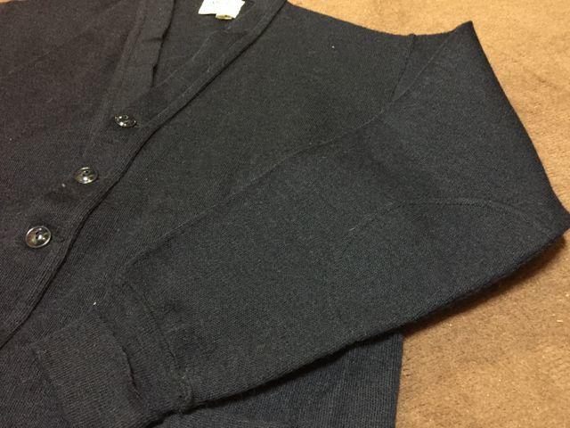 アメリカ仕入れ情報#43 デッドストック発見⑬ 50s〜CAMPUS all wool カーディガン&80s Lee  denim JKT_c0144020_11090461.jpg