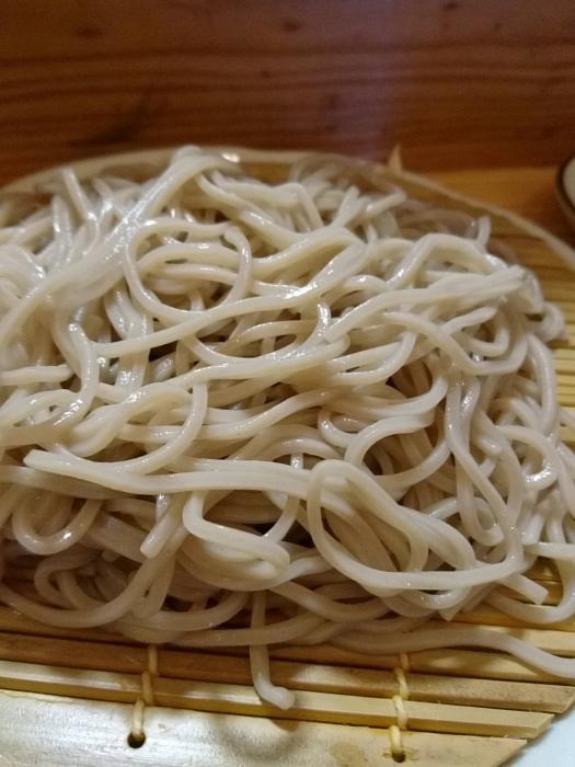那覇・栄町 「たまき」 のどごし心地よく!ざる蕎麦_c0362623_16091496.jpg