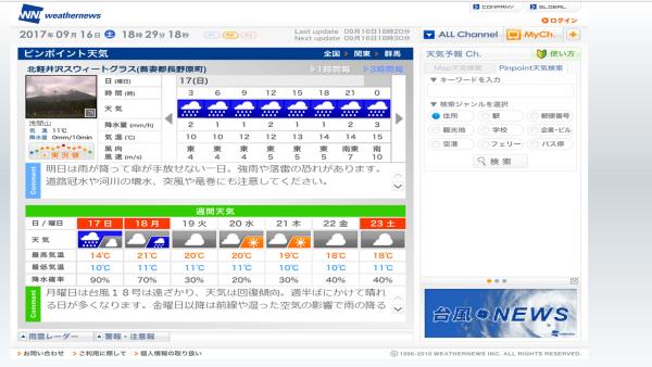 台風18号情報:最高気温15℃ほど、寒さに注意_b0174425_18351262.png