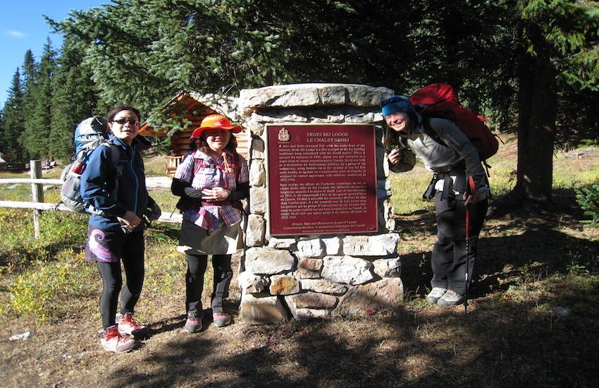 レイクルイーズエリアから更に奥へ スコーキーロッジ滞在ハイキング4日間_d0112928_07155896.jpg