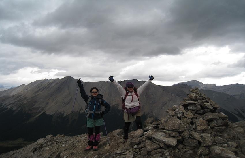レイクルイーズエリアから更に奥へ スコーキーロッジ滞在ハイキング4日間_d0112928_07262969.jpg