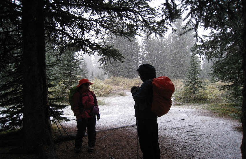 レイクルイーズエリアから更に奥へ スコーキーロッジ滞在ハイキング4日間_d0112928_07323852.jpg