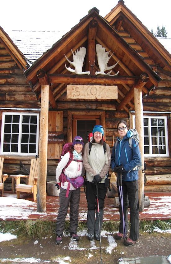 レイクルイーズエリアから更に奥へ スコーキーロッジ滞在ハイキング4日間_d0112928_07393096.jpg