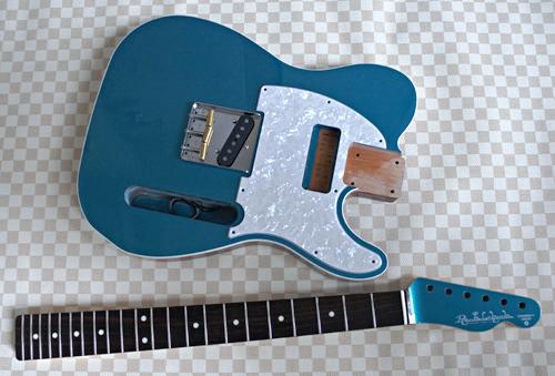 Turquoiseを基調とした「STD-T」2種の塗装が完了!_e0053731_17501098.jpg