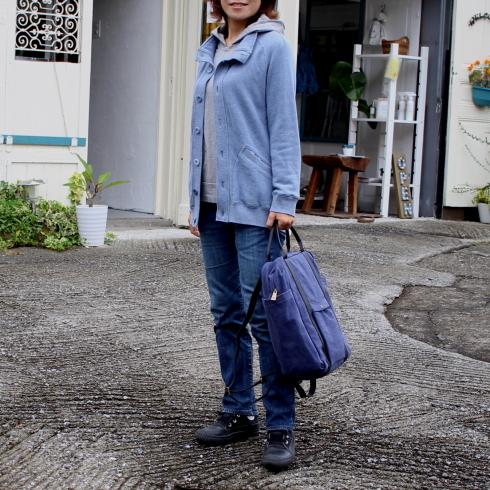 カーディガンの袖丈を短くして女性サイズに♪_d0108933_16040674.jpg