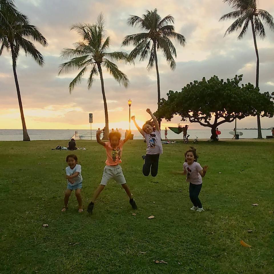 日本滞在記 ハワイ1日目_b0167736_05315701.jpg