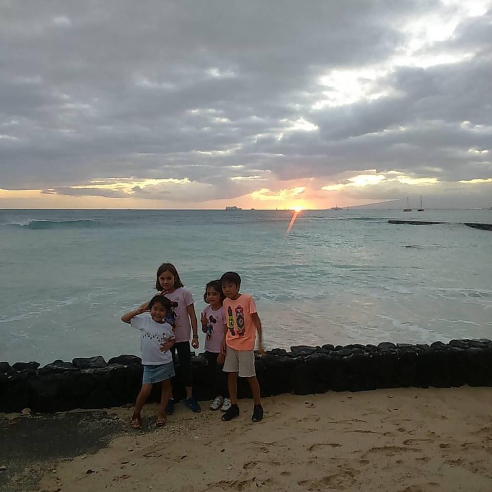 日本滞在記 ハワイ1日目_b0167736_05333077.jpg