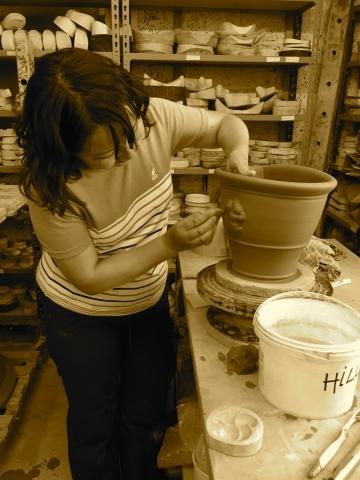 フラワーポットのデコレーション体験のご案内:BIZEN陶器芸術祭_d0229351_16133161.jpg