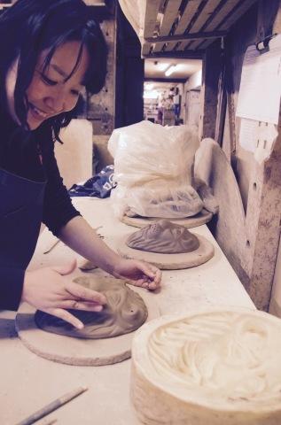 フラワーポットのデコレーション体験のご案内:BIZEN陶器芸術祭_d0229351_16182127.jpg