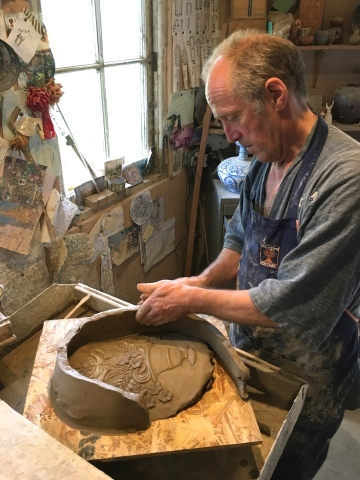 フラワーポットのデコレーション体験のご案内:BIZEN陶器芸術祭_d0229351_16502592.jpg