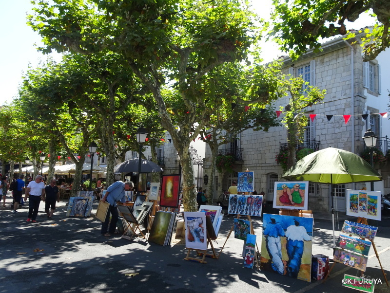 サン・ジャン・ド・リュズ Ⅲ 街歩きは続く…_a0092659_18170678.jpg