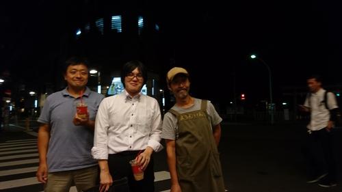 「99市場の田崎がマツコさん連れて来たよ」_a0075684_1331492.jpg
