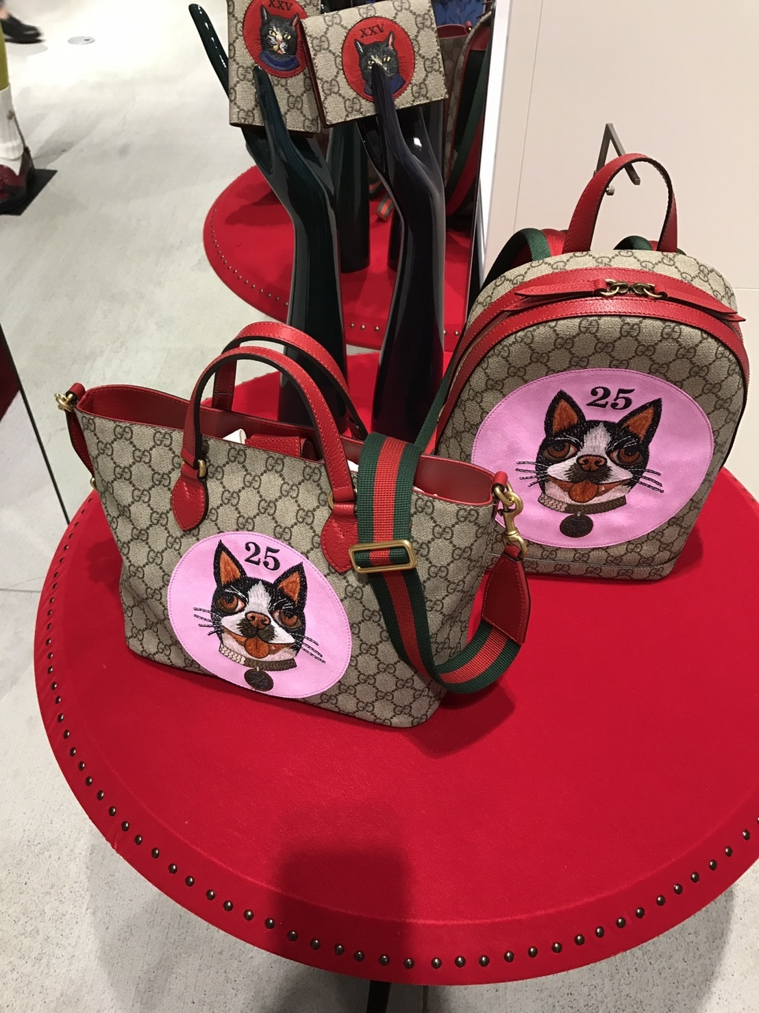 GUCCI クルーズ展示会♪_d0339889_19422176.jpg