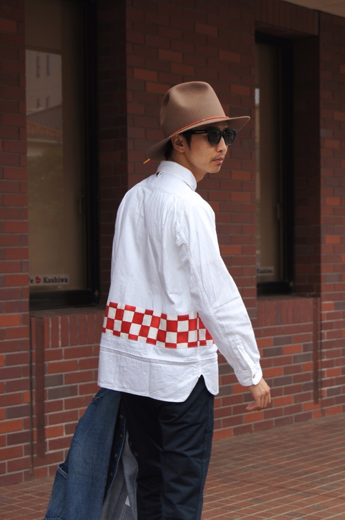 "UNDERPASS Brands ""SHIRTS\"" Selections._c0079892_20345918.jpg"