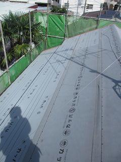 練馬区の北町で、屋根取り替え工事_c0223192_00043582.jpg