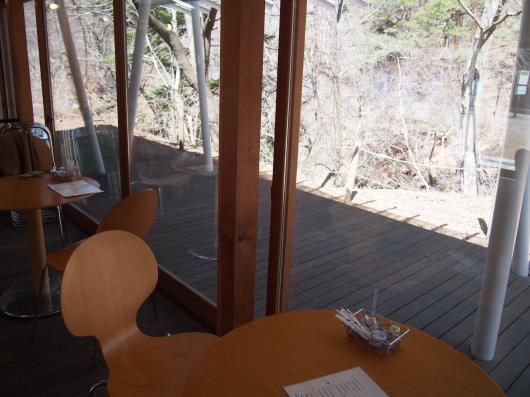四万温泉 森のカフェ KISEKI_e0139694_00112477.jpg