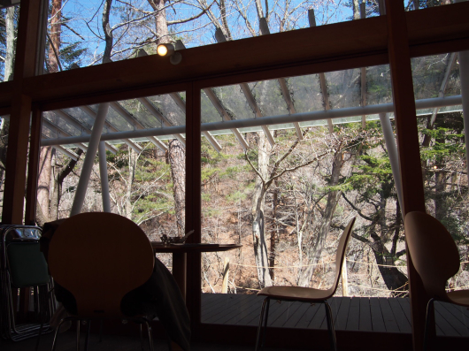 四万温泉 森のカフェ KISEKI_e0139694_00112906.jpg