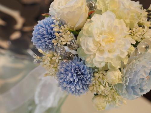 【Round bouquet#2】_d0144095_16394003.jpg