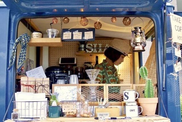 「ON THE TABLE」出店者のご紹介 coffee cart SHAKAさん。_e0060555_19305472.jpg